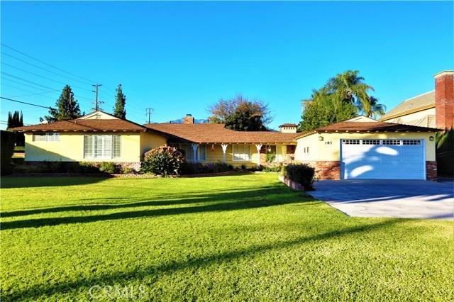 185 Longden Avenue, Arcadia, CA, 91007