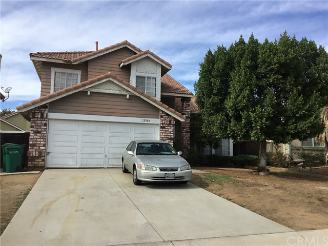 12909 Fontainebleau Drive Moreno Valley, CA 92555 - MLS #: CV18264490