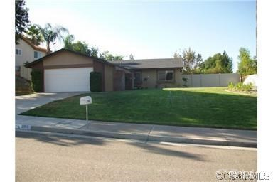 Single Family Home for Rent at 2151 Stonefield Place Riverside, California 92506 United States