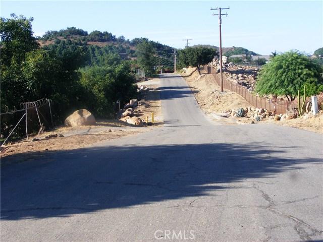 0 Las Palmeras Drive Temecula, CA 92509 - MLS #: SW17237863