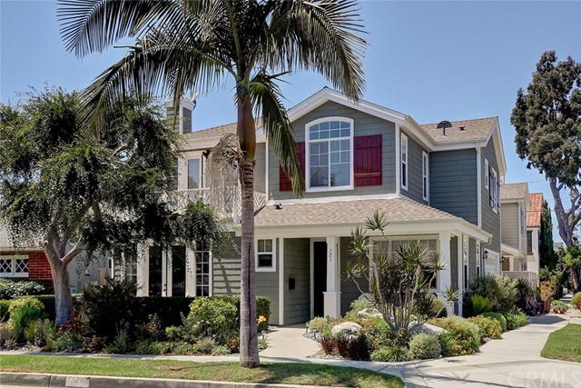 521 Poinsettia Avenue  Corona del Mar CA 92625