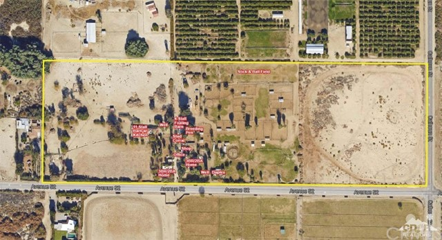 独户住宅 为 销售 在 83220 Avenue 52 (27.31 ac) Coachella, 加利福尼亚州 92236 美国