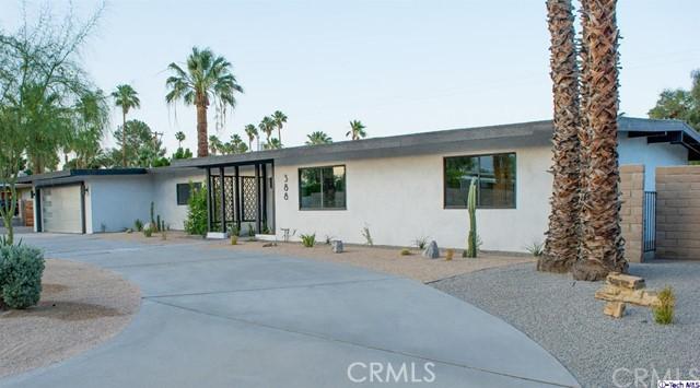 388 Sunset Way Palm Springs, CA 92262 - MLS #: 318002209