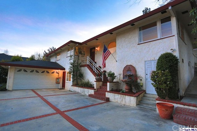 781 Linda Vista Avenue Pasadena CA  91103