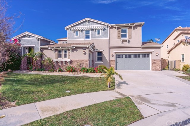 Photo of 8092 Sunset Rose Drive, Corona, CA 92883
