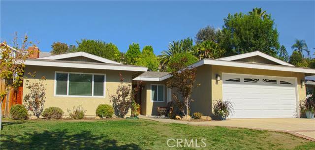 Single Family Home for Sale at 1145 Orangewood St Brea, California 92821 United States