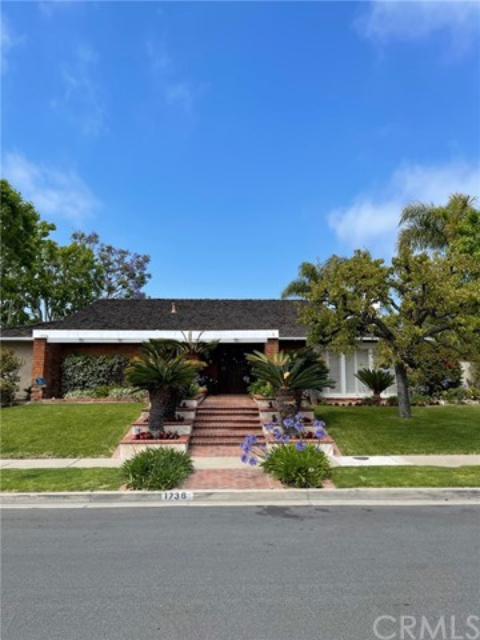 1736 Antigua Way, Newport Beach, California 92660, 4 Bedrooms Bedrooms, ,3 BathroomsBathrooms,Residential Purchase,For Sale,Antigua,SW21151518