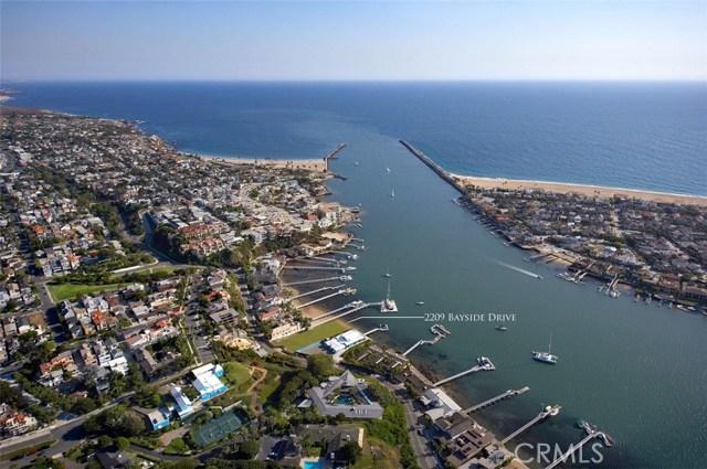 Land for Sale at 2209 Bayside Drive Corona Del Mar, California 92625 United States