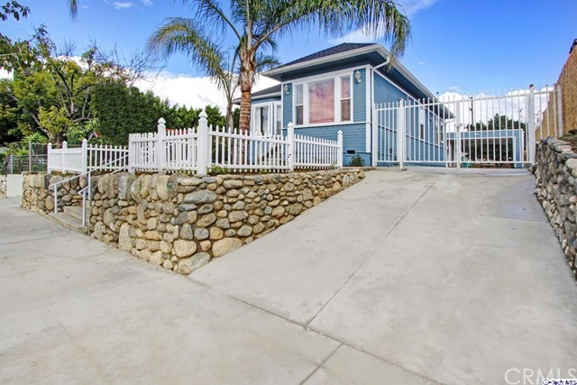 Single Family Home for Sale at 6115 York Boulevard Highland Park, California 90042 United States
