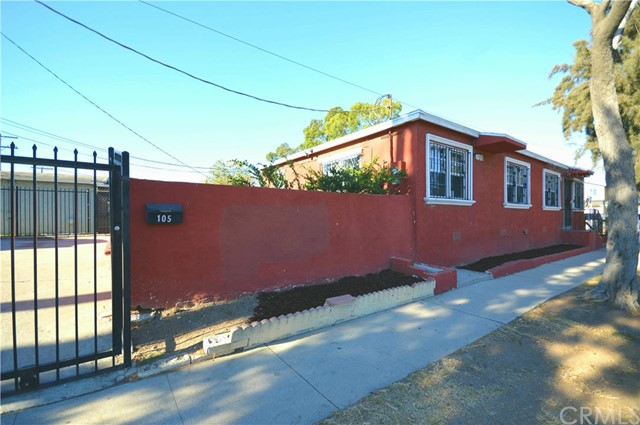 Great opportunity to live in one and rent the other.  This Beautiful Duplex with one Bedroom One Bath and Second unit with Two Bedrooms One Bath are Perfect for First Time Home Buyer and benefit of the extra rent.  This Duplex are with Stucco and being upgraded Six years ago with granite counter Tops and new cabinets. They both there private entrance and private patio.  Parking in the rear to accommodate three cars.  This Gem will not last!