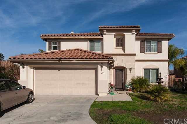 810 El Dorado Court Lake Elsinore, CA 92530 - MLS #: OC17120013