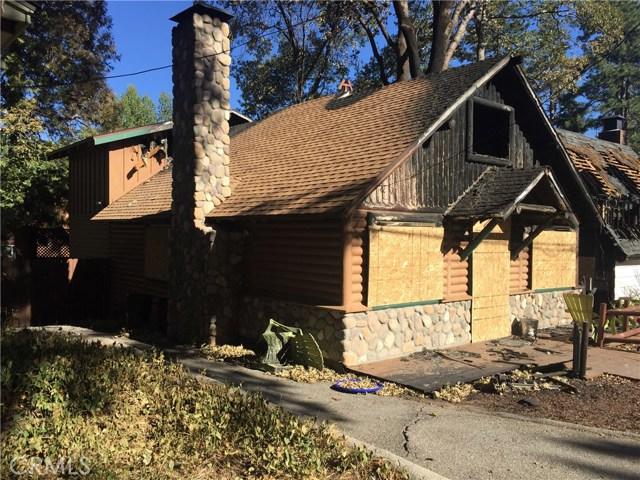 375 Hemlock Drive Lake Arrowhead, CA 92352 - MLS #: EV18104031