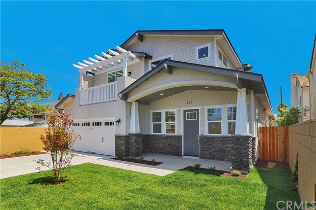 Condominium for Sale at 217 Cabrillo Street Unit B Costa Mesa, California 92627 United States