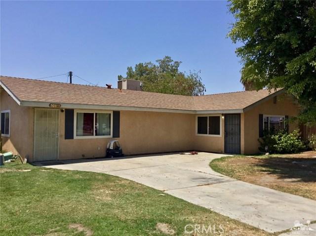 50811 Calle Mendoza Coachella, CA 92236 - MLS #: 217019526DA