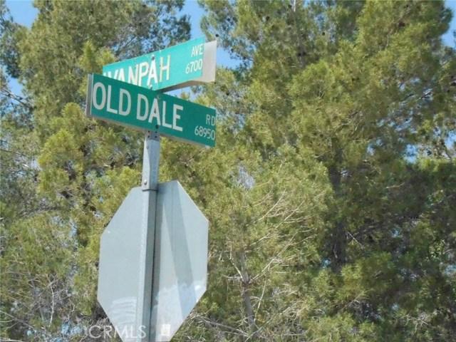 6683 Ivanpah Avenue, 29 Palms, CA, 92277
