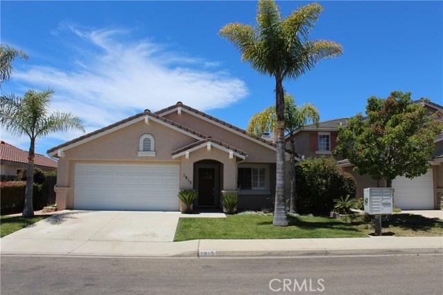 1815 Lauren Lane, Santa Maria, CA 93454