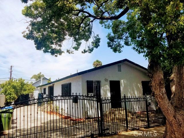 Single Family for Sale at 721 Gulf Avenue Wilmington, California 90744 United States