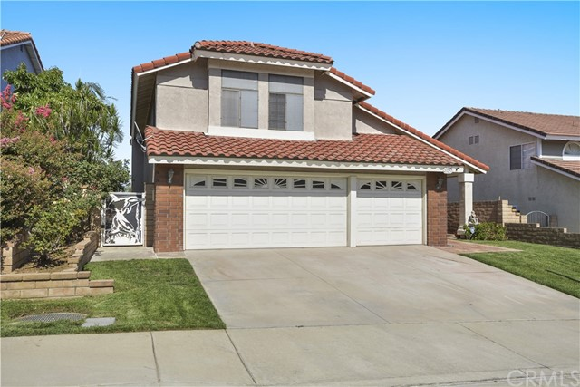 17969 Via La Cresta Chino Hills, CA 91709 is listed for sale as MLS Listing IG18162946