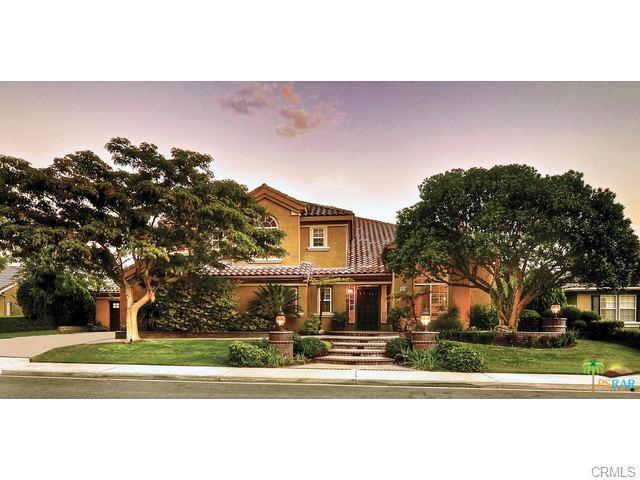 Single Family Home for Rent at 5610 Smokey Mountain St Yorba Linda, California 92887 United States