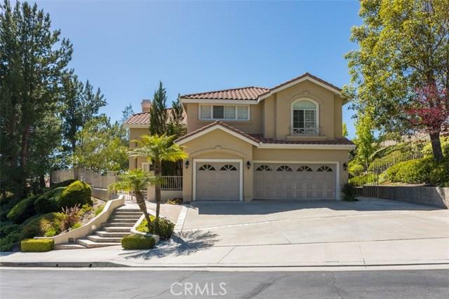 Single Family Home for Sale at 32181 Weeping Willow Street Rancho Santa Margarita, California 92679 United States