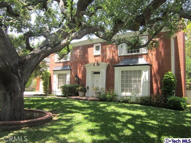 Single Family Home for Rent at 1711 Euston Road San Marino, California 91108 United States