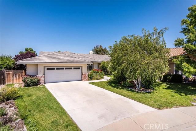509 Creekside Court, Paso Robles, CA 93446