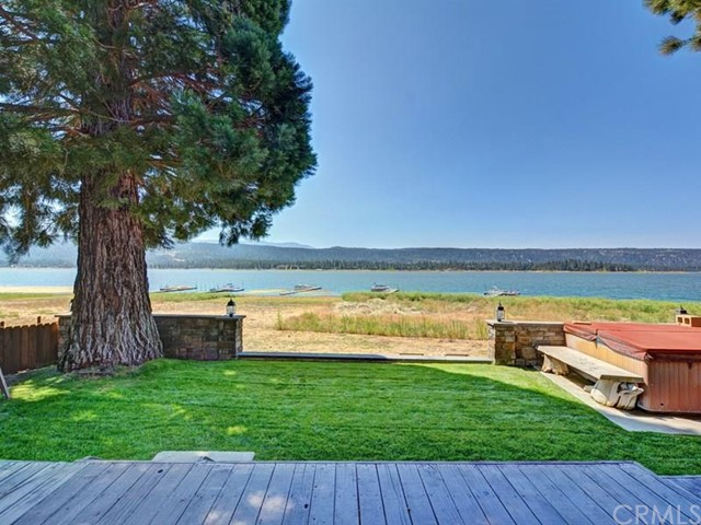 Single Family Home for Sale at 40023 North Shore Drive Fawnskin, California 92333 United States