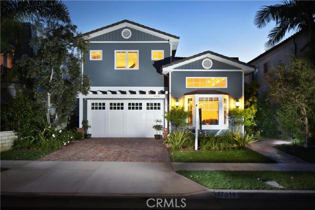 Single Family Home for Sale at 17011 Bolero St Huntington Beach, California 92649 United States