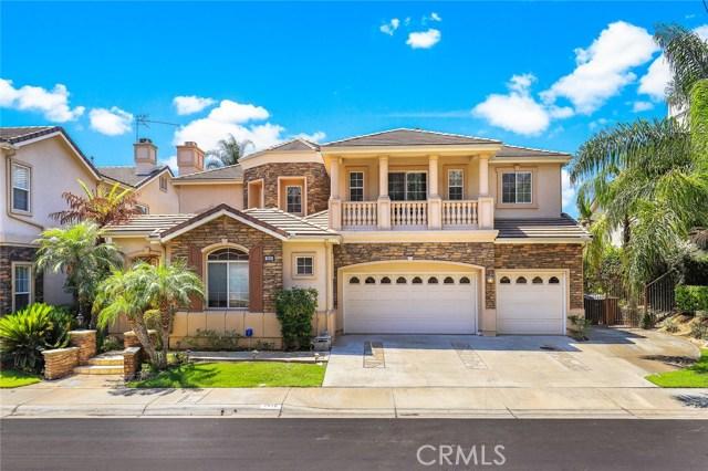 3810  Oak Hill Drive, Yorba Linda, California
