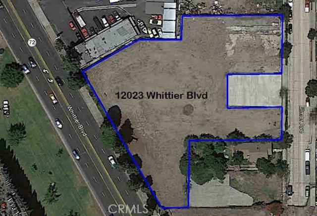 12023 WHITTIER Boulevard  Whittier CA