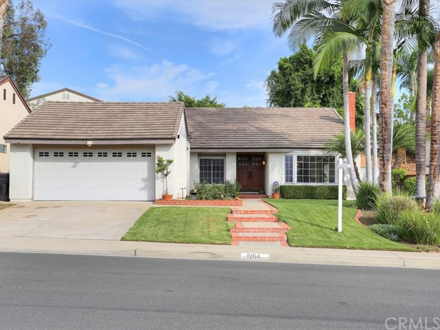 Single Family Home for Sale at 1264 Fawnridge St Brea, California 92821 United States