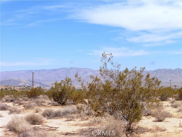 0 Moonlight Mesa Joshua Tree, CA 0 - MLS #: JT18161440