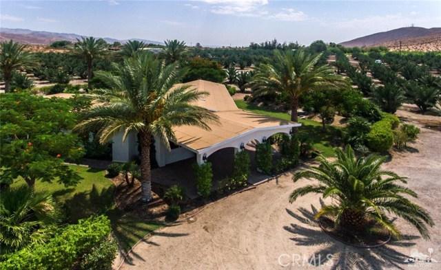 Single Family Home for Sale at 29700 Pushawalla Street 29700 Pushawalla Street Desert Hot Springs, California 92241 United States