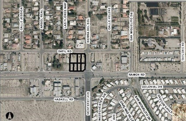 Land for Sale at Ramon Road Ramon Road Thousand Palms, California 92276 United States