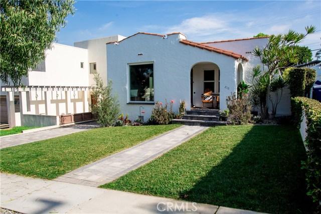 818 Penn Street, El Segundo, California 90245, 2 Bedrooms Bedrooms, ,1 BathroomBathrooms,Single family residence,For Sale,Penn,SB19271090