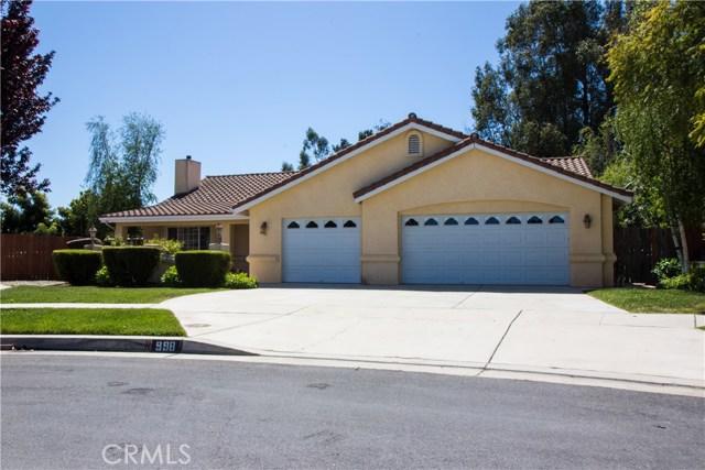 998 Vista Verde Lane, Nipomo, CA 93444