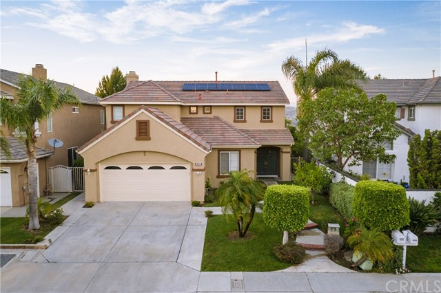 8735 E Cloudview Way, Anaheim Hills, California