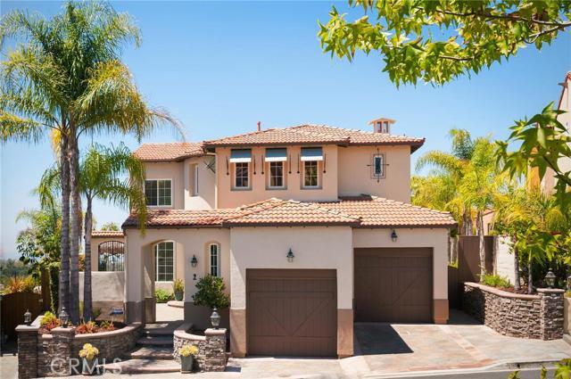 Single Family Home for Sale at 9 Amador Newport Coast, California 92657 United States