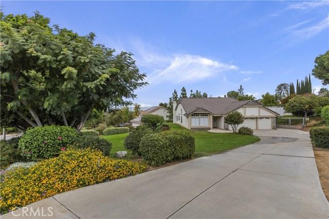 10800 Orchard View Lane Riverside CA 92503