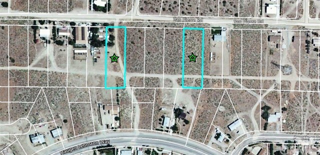 Land for Sale at San Pierre Road San Pierre Road Whitewater, California 92282 United States