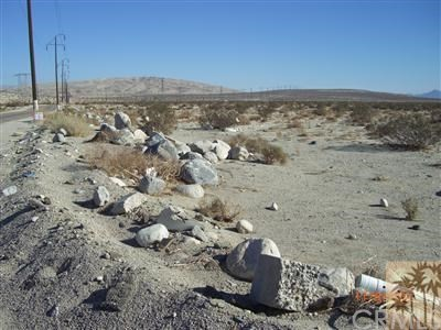 40 Acres Palm Drive Desert Hot Springs, CA 92240 - MLS #: 216029684DA