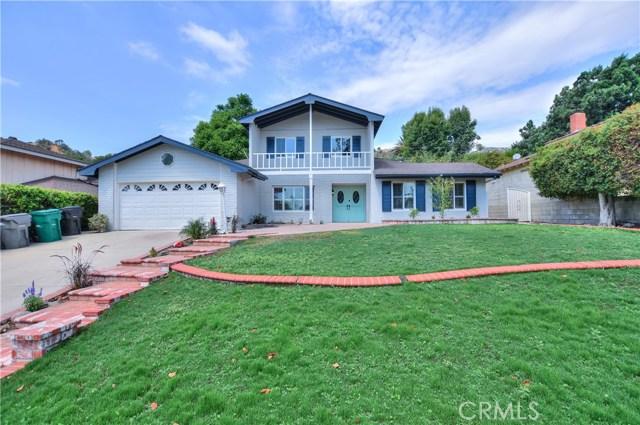 1857 Hawkbrook Drive San Dimas, CA 91773 - MLS #: CV17207036