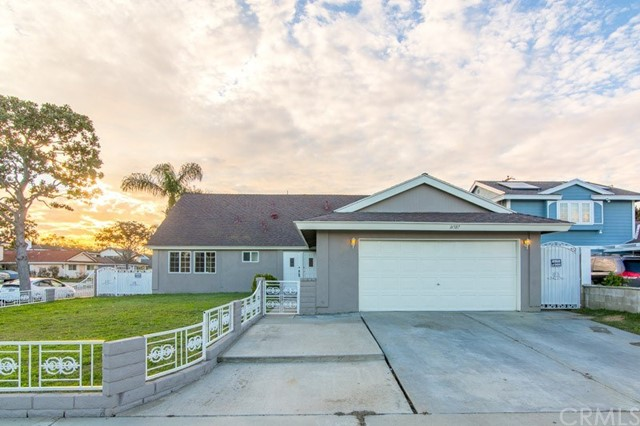 Single Family Home for Sale at 16587 Hemlock Circle Fountain Valley, California 92708 United States