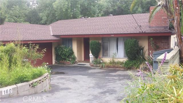 160 E Pine Street Altadena, CA 91001 - MLS #: MB17123510