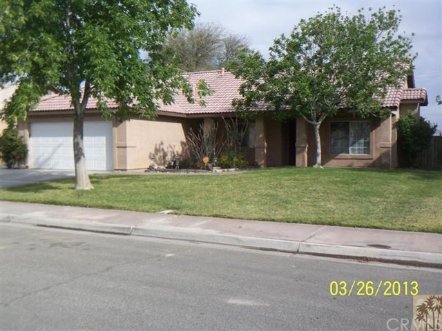 Single Family Home for Rent at 2159 Sparkling Lagoon Blythe, California 92225 United States