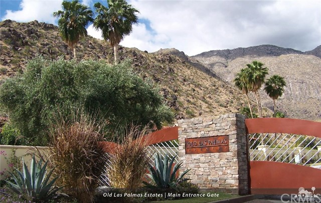 Land for Sale at 555 Via Monte Vis Palm Springs, 92262 United States