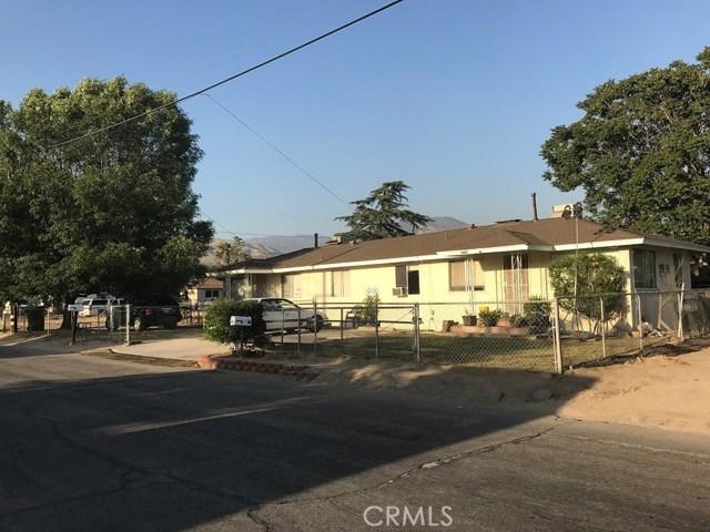 Single Family for Sale at 7569 Valaria Drive Highland, California 92346 United States