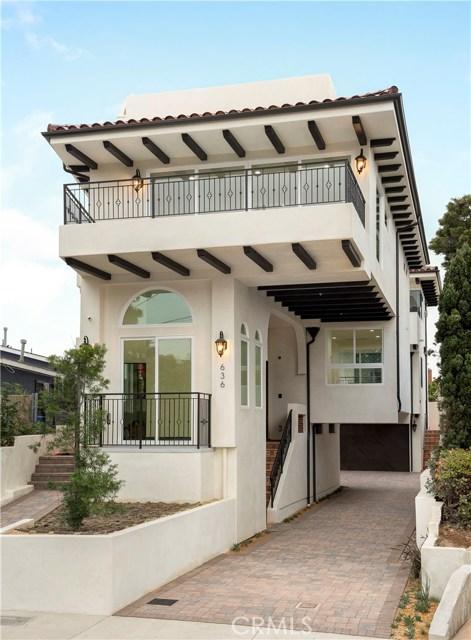 636 Vincent Park, Redondo Beach, California 90277, 3 Bedrooms Bedrooms, ,2 BathroomsBathrooms,Townhouse,For Sale,Vincent Park,SB19274738