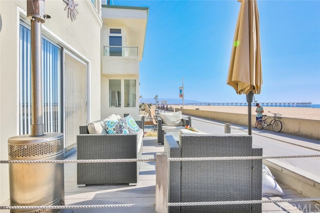 Single Family Home for Sale at 1614 The Strand Hermosa Beach, California 90254 United States