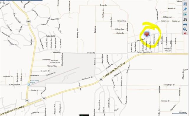 58748 Barron Drive Yucca Valley, CA 92284 - MLS #: DW17255315